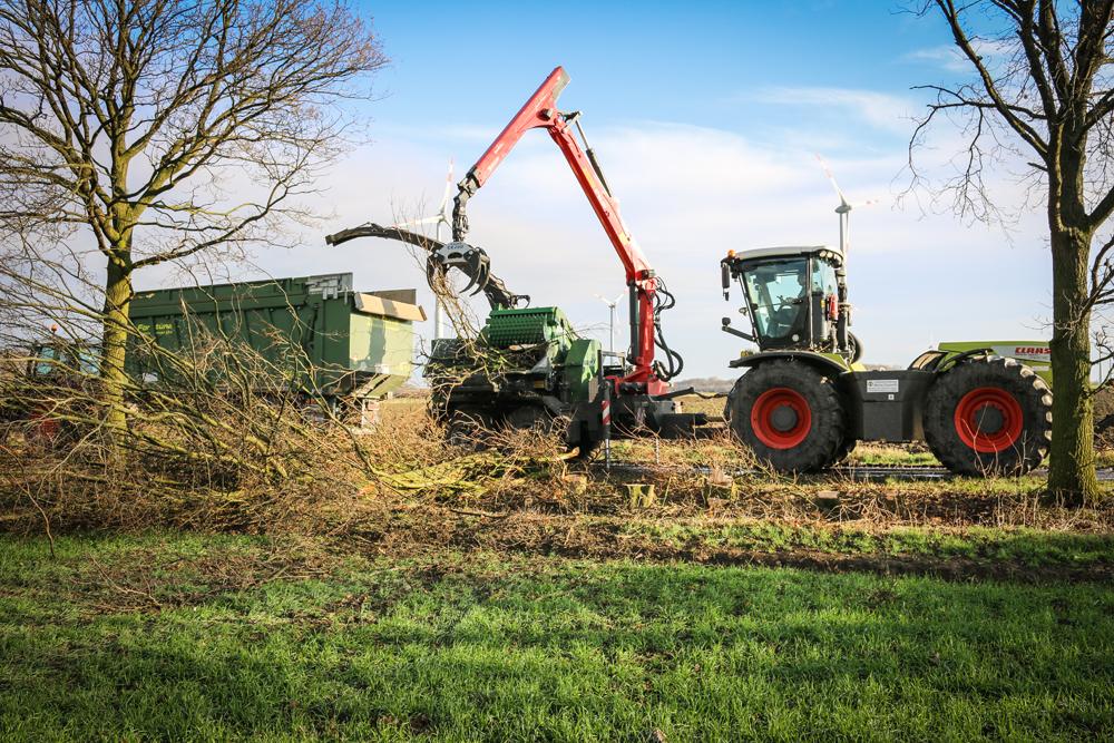 Werner Düpmeier e.K. Lohnunternehmen Hamm Ahlen Dolberg Erdarbeiten Holzarbeiten Transport